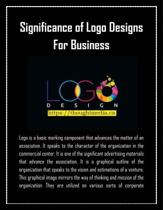 toronto logo designer