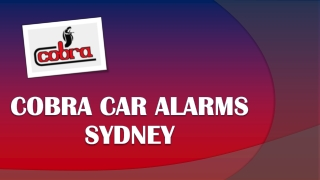 What Is the Advantage of Availing Vehicle Security Systems?
