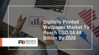 Digitally Printed Wallpaper Market