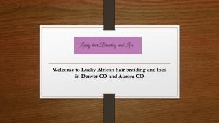 Best African Hair Braiding Shop