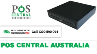 Benefits of Cash Drawers by POS Central Australia