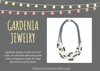 Gardenia Jewelry