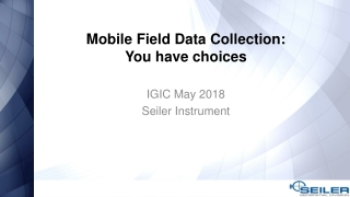 GIS Data Collection