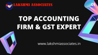 Top Accounting Firm & Gst Expert