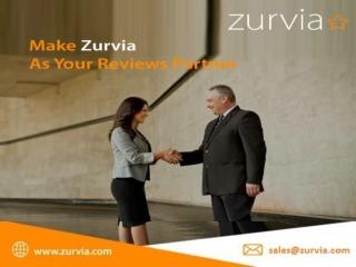 Best Review Management Software 2020 - Zurvia Review App