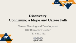 Career Planning A Life-Long Process