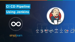 CI CD Pipeline Using Jenkins   Continuous Integration & Continuous Deployment   DevOps   Simplilearn