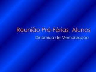 reuniao