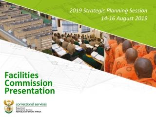 Facilities Commission Presentation