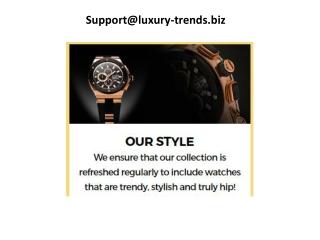 Luxury-trends.biz - Luxury Trends