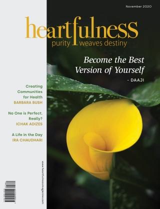 Heartfulness Magazine - November 2020 (Volume 5, Issue 11)