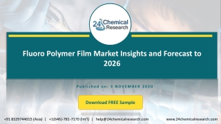 Fluoro Polymer Film Market Insights and Forecast to 2026