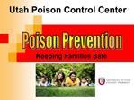 Utah Poison Control Center