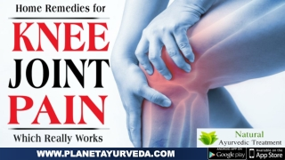 Natural Home Remedies for Knee Pain Which Really Works