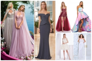 10 Classy Corset Dresses for Your Queenly Style