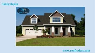 Roof Ryders Ltd. Online Presentations Channel