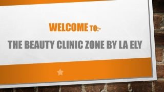 Looking for Beauty treatments in Stockwell