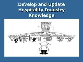 Develop and Update Hospitality Industry Knowledge