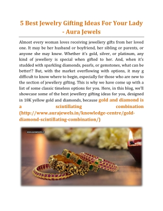 Buying Your Bangles Just Right - Aura Jewels