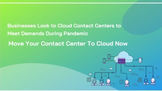 Cloud Contact Center Solutions and Software