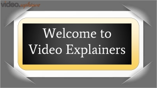 Video Explainers Describes Video Process   Video Expaliners