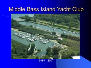 Middle Bass Island Yacht Club