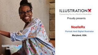 NoelleRx - Portrait And Digital Illustrator