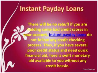 Payday Loans- Instant Payday Lonas