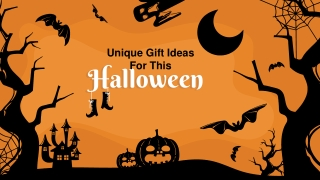 Unique Halloween Gift Ideas - Gift-feed.com