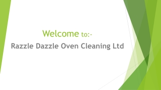 Need Range Oven Cleaning in Digswell Water