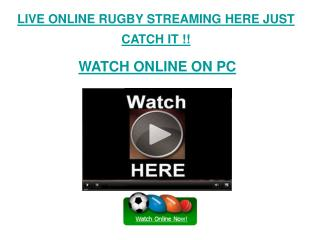 Super 15 Rugby : Stormers Vs Highlanders live Stream Rugby