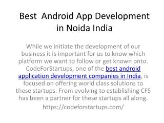 hybrid application development Service Noida
