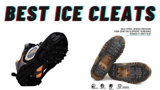 Best ice cleats