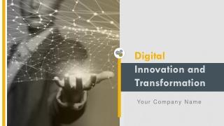Digital Innovation And Transformation PowerPoint Presentation Slides