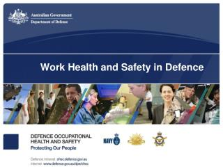 Work Health and Safety in Defence