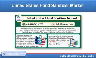 United States Hand Sanitizer Market will be US$ 2 Billion by 2026