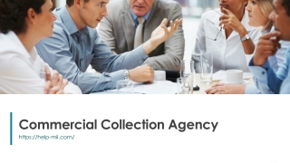 Commercial Collection Agency