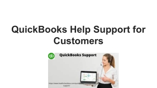QuickBooks Help Support for Customers