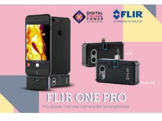 FLIR One Pro Thermal Camera for Smartphones