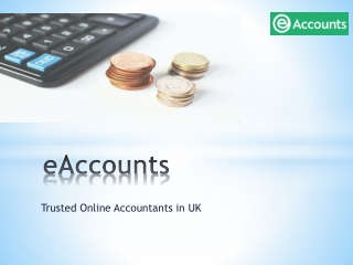 Complete Bookkeeping Service | eCommerce Bookkeeping | eAccounts