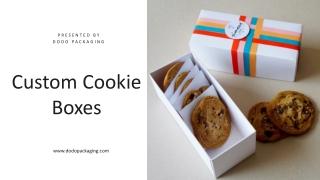 Get Wholesale Custom Printed Cookie Boxes At Reasonable Price   Custom Boxes