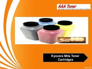 Kyocera Mita Toner Cartridges