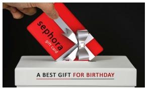 check jcpenney gift card balance   sephora gift card balance checker