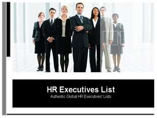 Authentic Global HR Executives Lists