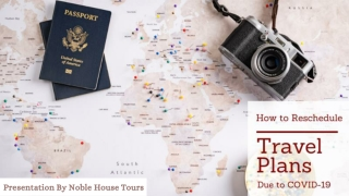How To Reschedule Travel Plan Due To COVID-19