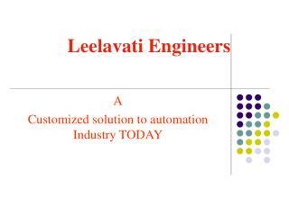 Leelavati Engineers