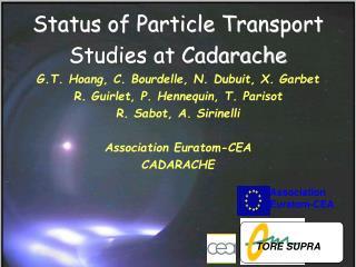 Association Euratom-CEA