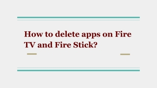 Fire Stick Support Phone