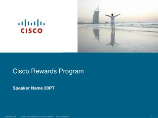 Cisco Rewards Program