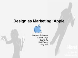 Design as Marketing: Apple